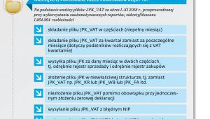 Efekty wykorzystania JPK w 2018 roku