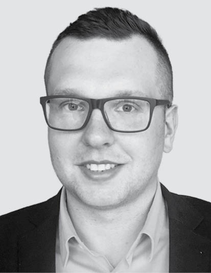 Grzegorz Grochowina menedżer w KPMG