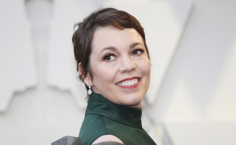 Olivia Colman