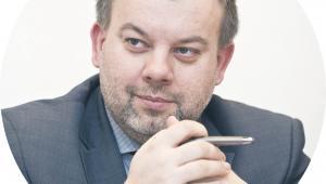 Przemysław Gorgol dyrektor Centrum Unijnych Projektów Transportowych