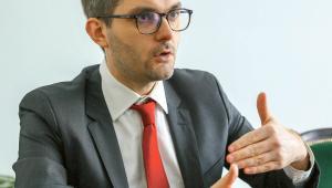 fot. Wojtek GórskiMarek Niedużak, wiceminister przedsiębiorczości i technologii