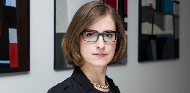 Katarzyna Dąbrowska prawniczka