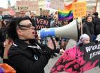 Manify w obronie praw kobiet w czterech miastach: Gdyni, Katowicach, Łodzi i Wrocławiu