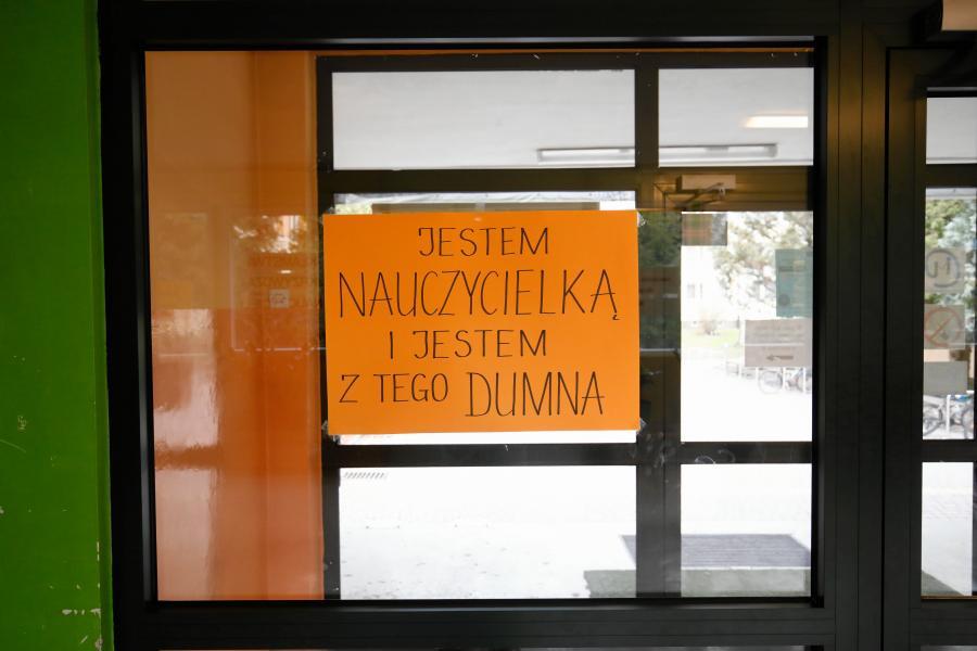 strajk nauczycieli 2