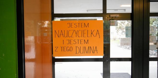 Przez nieznajomość prawa wielu nauczycieli nie przystąpi do strajku