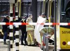 Rząd Holandii ogłosił najwyższy poziom zagrożenia terrorystycznego w prowincji Utrecht