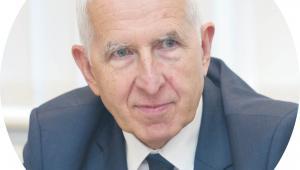 Henryk Kwapisz dyrektor ds. relacji instytucjonalnych Saint-Gobain w Polsce