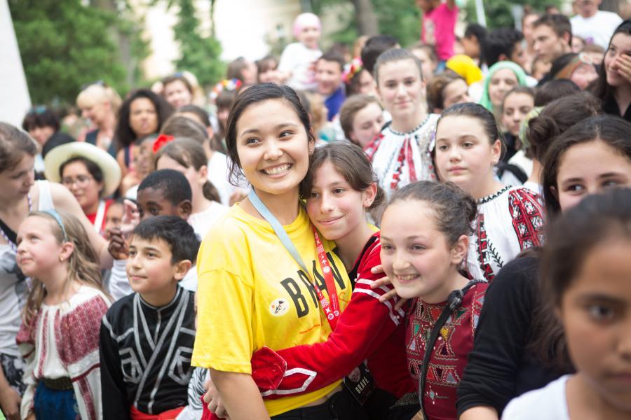 Brave Kids, fot. Aleksandra Twardowska