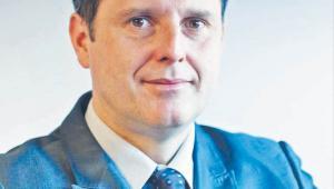 Prof. Jan Fazlagi z Uniwersytetu Ekonomicznego w Poznaniu