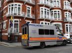Londyńska policja aresztowała Juliana Assange'a