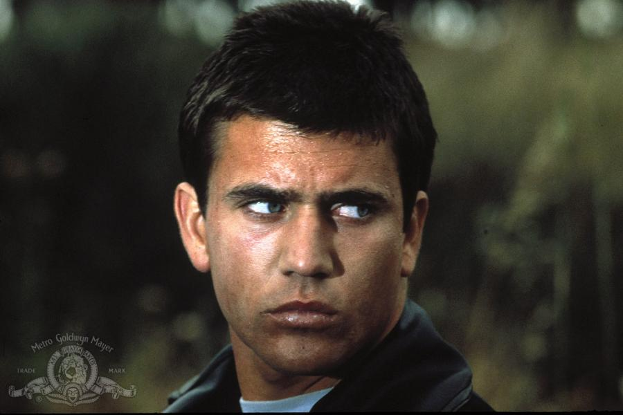 """Mel Gibson w filmie """"Mad Max"""" (1979)"""