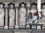 Konserwator zabytków: Odbudowa Notre Dame zajmie czas całemu pokoleniu [WYWIAD]