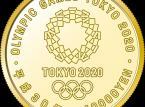Złoty samuraj i srebrne fale. Oto oficjalne monety Igrzysk Olimpijskich Tokio 2020