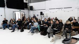Śpiewak jazzbandu Teatr Żydowski - ruszyły próby