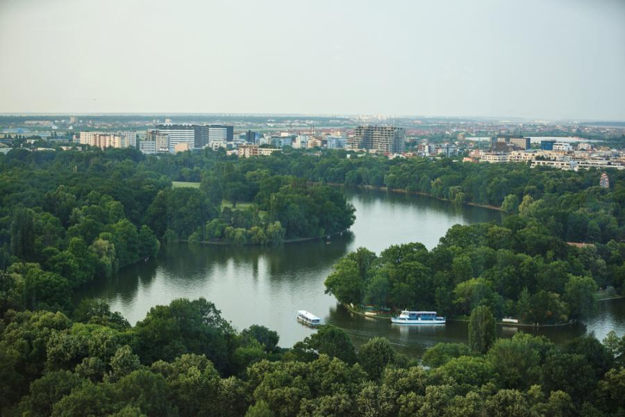Park Herăstrău 1