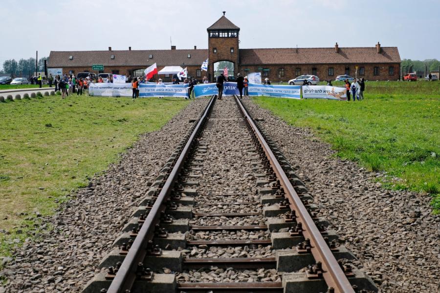 Auchwitz II-Birkenau Marsz Żywych
