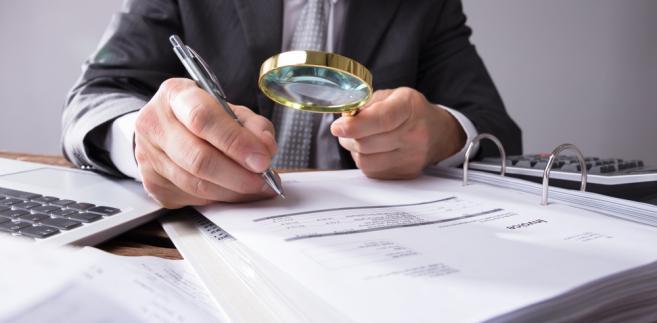 Na stronie agencji dostępne są m.in. schematy kontroli, zarówno online, jak i tradycyjnych, a także wykaz dokumentów i informacji związanych z zaplanowaniem kontroli.