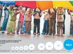 Nabór do przedszkoli i żłobków: Szczepione dzieci specjalnie premiowane? MEN ma wątpliwości