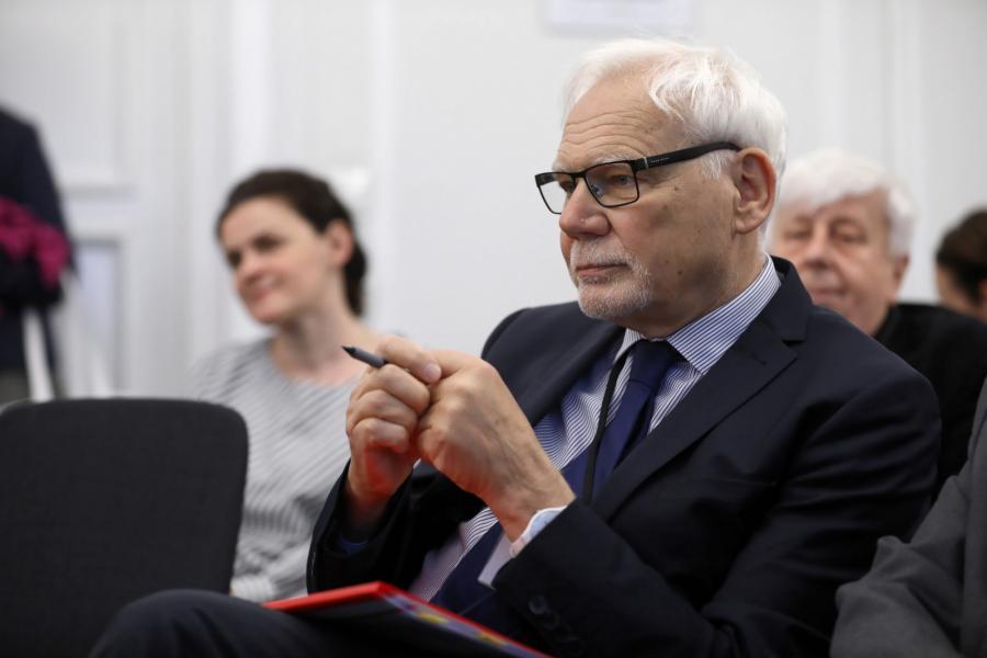 Sędzia Trybunału Sprawiedliwości Unii Europejskiej prof. Marek Safjan