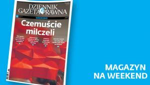 Okładka Magazyn DGP 17 maja 2019 r.