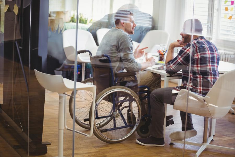 niepełnosprawny, niepełnosprawni