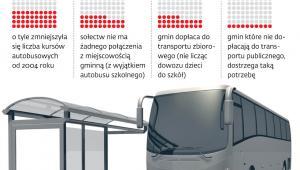 Lokalny transport autobusowy w liczbach