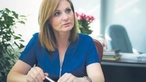dr Edyta Bielak-Jomaa, odchodząca prezes Urzędu Ochrony Danych Osobowych