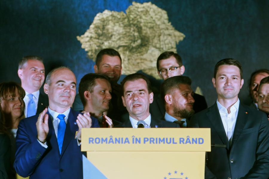 Partia Narodowo-Liberalna Rumunia