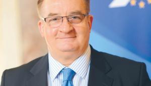 Jacek Saryusz-Wolski, deputowany frakcji Europejskich Konserwatystów i Reformatorów
