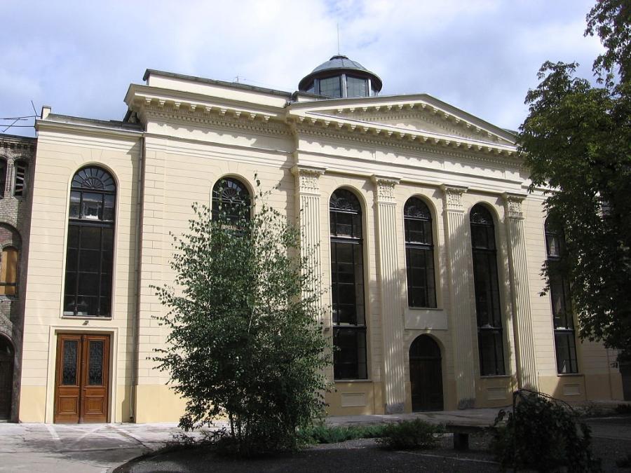 Synagoga pod Białym Bocianem, Wrocław