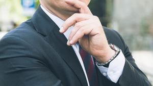 Miłosz Szulc, prezes Ruchu. Stanowisko objął 1 stycznia br. Wcześniej był m.in. wiceprezesem ds. finansowych w H. Cegielski Poznań. Jest absolwentem Politechniki Poznańskiej i Wyższej Szkoły Bankowej w Poznaniu.