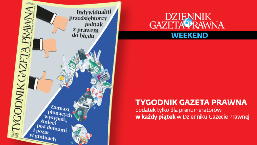 Tygodnik Gazeta Prawna 14.06