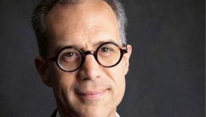 """David Kirkpatrick dziennikarz, w 2010 r. ukazała się jego książka """"The Facebook Effect: The Inside Story of the Company that is Connecting the World"""""""