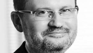 Marek Sienkiewicz szef zespołu SSE, partner współpracujący z Deloitte
