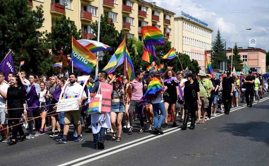 Marsz w Rzeszowie