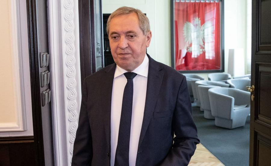 Minister Henryk Kowalczyk