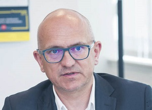 Marcin Łukasiewicz, członek zarządu Medicover Sp. z o.o, dyrektor zarządzający ds. usług szpitalnych