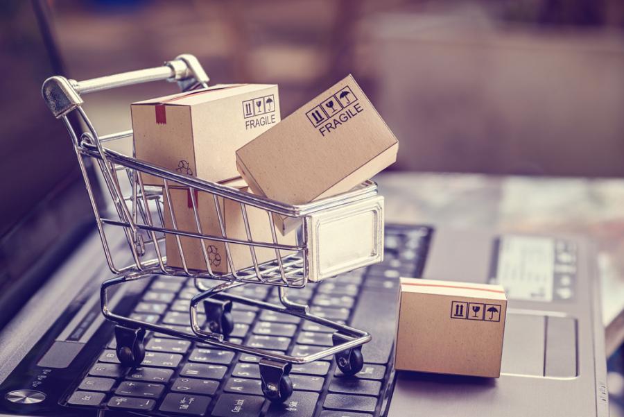 Zakupy przez internet. Zakupy w sieci. Aukcja internetowa