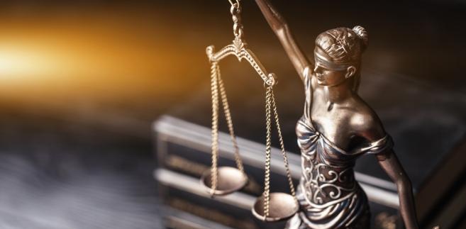Zabezpieczono przedmioty należące do sędzi Beaty Morawiec