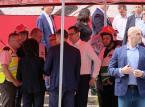 Morawiecki na miejscu tragedii w Bytomiu: Ogromne wyrazy współczucia dla rodziny