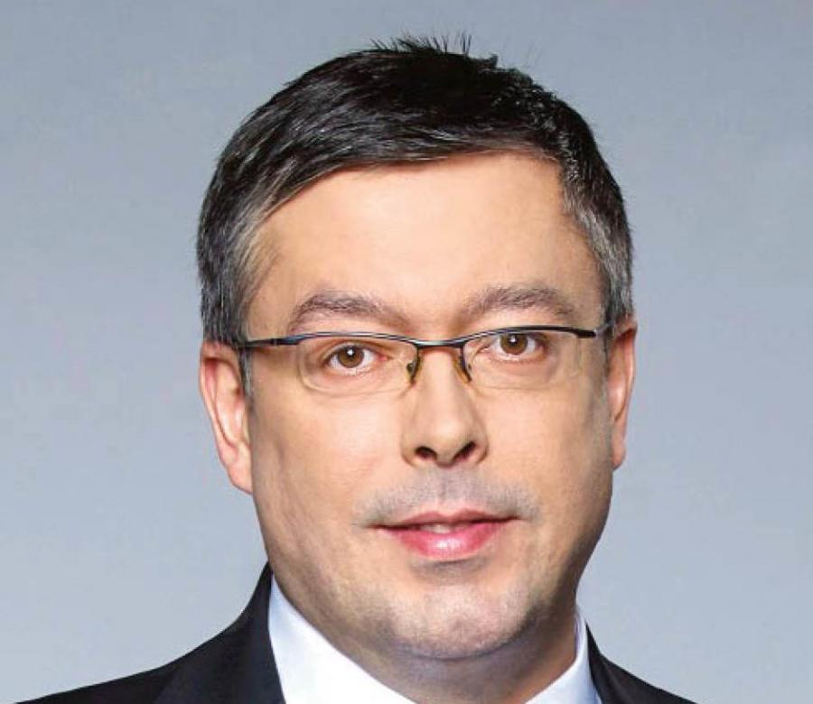 Artur Michalski zastępca prezesa Narodowego Funduszu Ochrony Środowiska i Gospodarki Wodnej