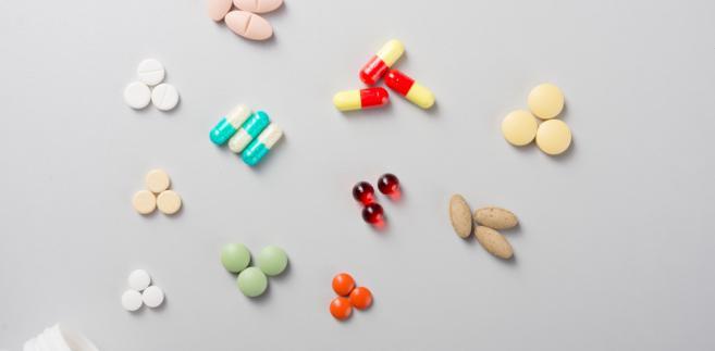 Próbki leków na receptę nie dla farmaceutów