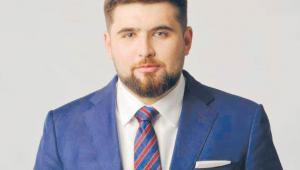 Jakub Banaszek, prezydent Chełma związany z Porozumieniem Jarosława Gowina, jeden z liderów projektu Miasto Plus