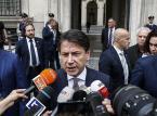 """Kryzys rządowy we Włoszech. Niemal pewny rząd """"Conte bis"""" Ruchu 5 Gwiazd i Partii Demokratycznej"""