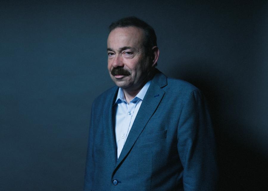 Jerzy Halbersztadt Fot. Maksymilian Rigamonti