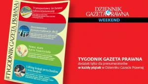 TGP. Tygodnik Gazeta Prawna. 19 lipca 2019