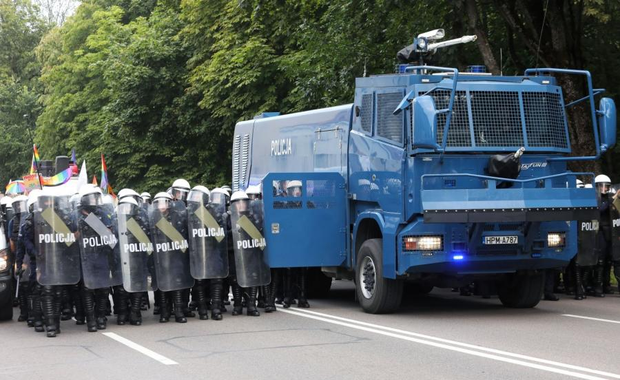 Policja w Białymstoku