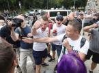 Zamieszki podczas Marszu Równości w Białymstoku: Policja ustaliła tożsamość 72 osób