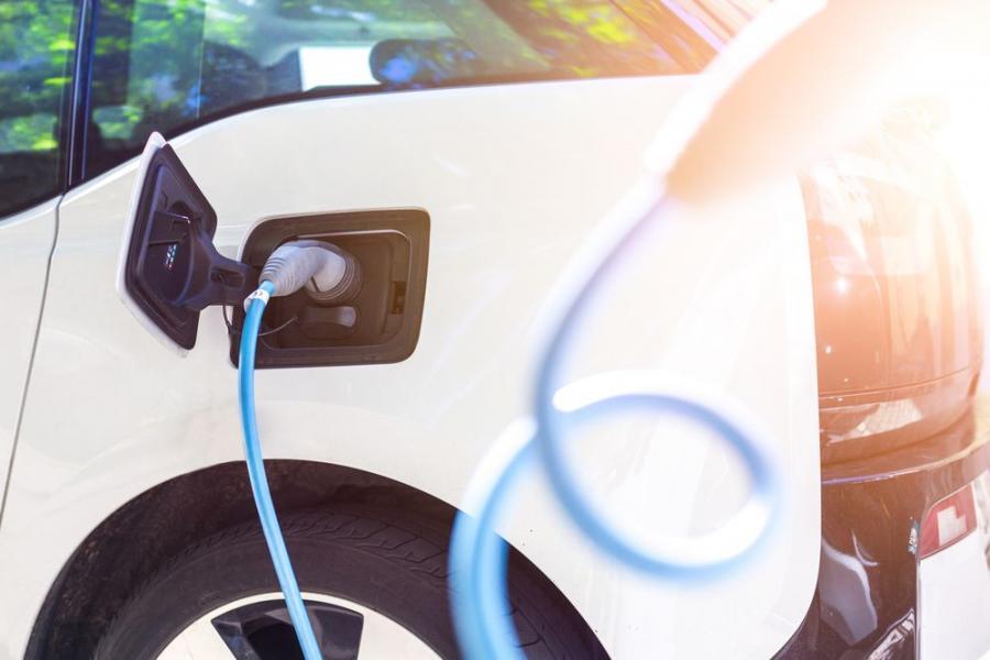 Mobility elektromobilność samochochód