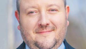 Ryszard Hordyński, dyrektor ds. strategii i komunikacji Huawei w Polsce